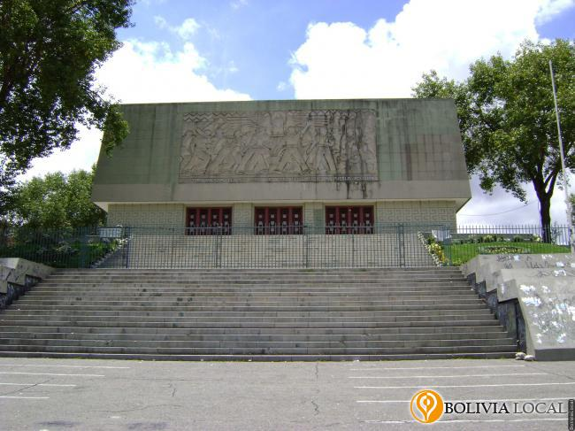 Museo De La Revolucion.Museo De La Revolucion Nacional La Paz Bolivia Museos Zona