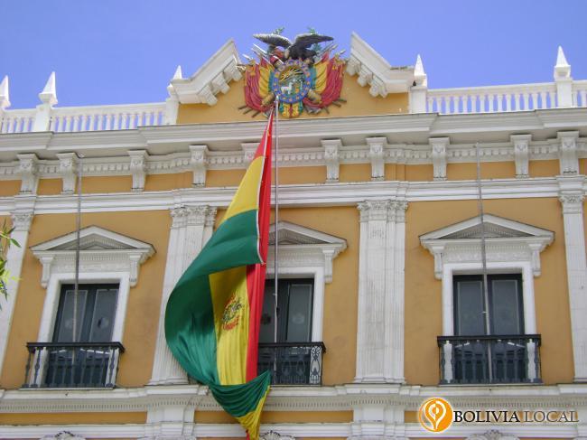 Palacio de Gobierno  La Paz Bolivia  Edificios de inters